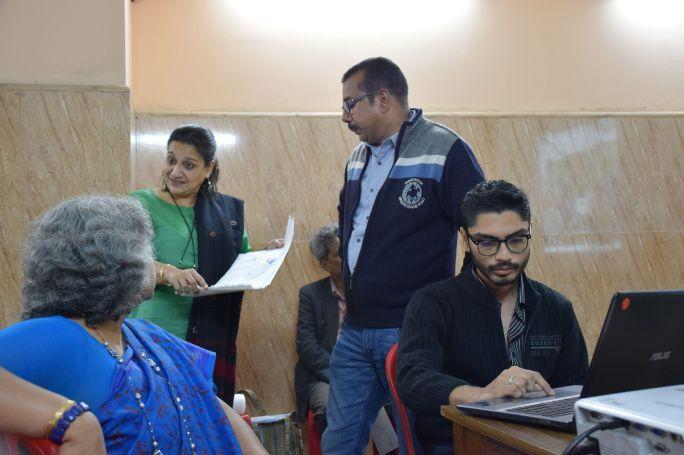 Devika Kar, Subha Das Mollick, Debashish Mandal and Sayantan Mukherjee