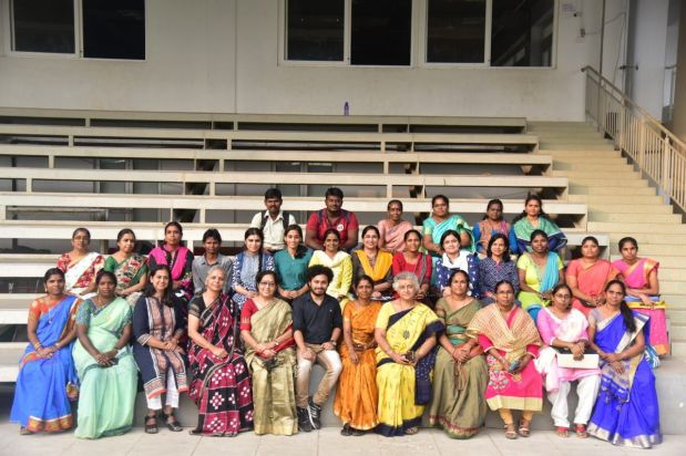 Chennai workshop group photo
